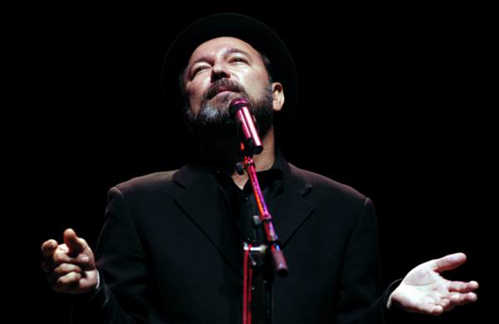 Rubén Blades Tour Dates