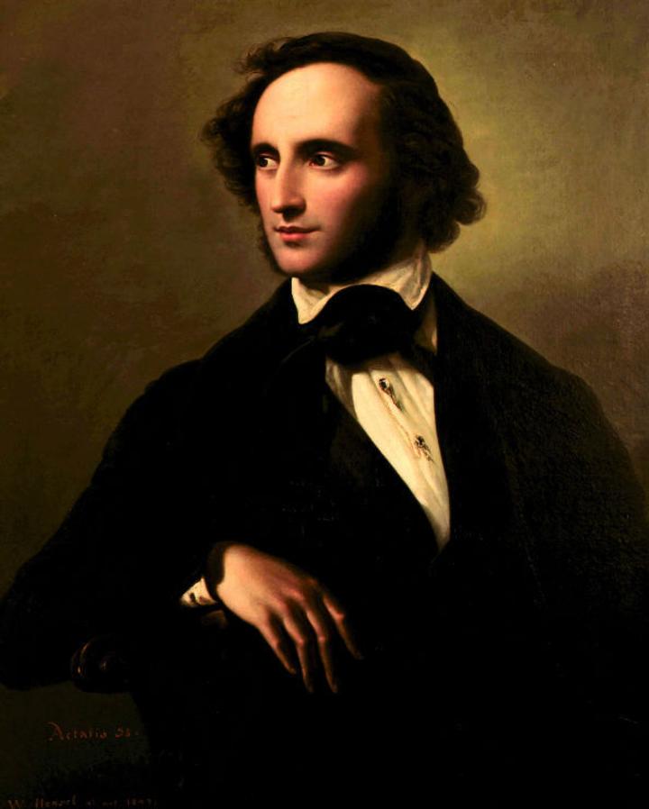 Felix Mendelssohn Tour Dates