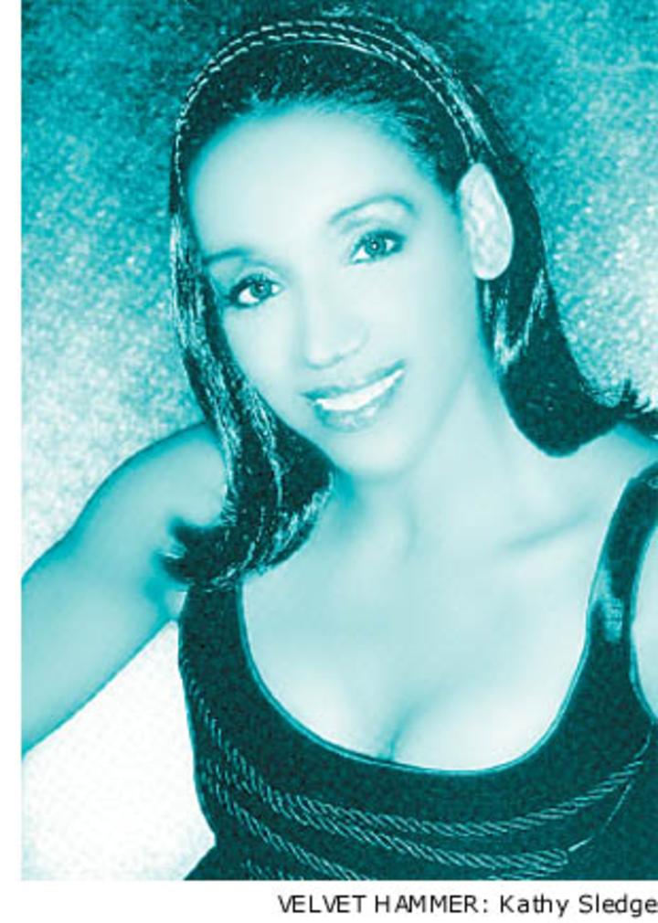 Kathy Sledge Tour Dates