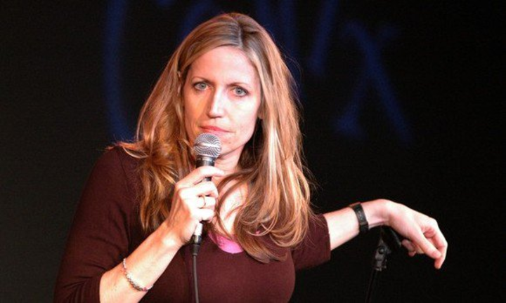 Laurie Kilmartin @ Hollywood Improv - Hollywood, CA