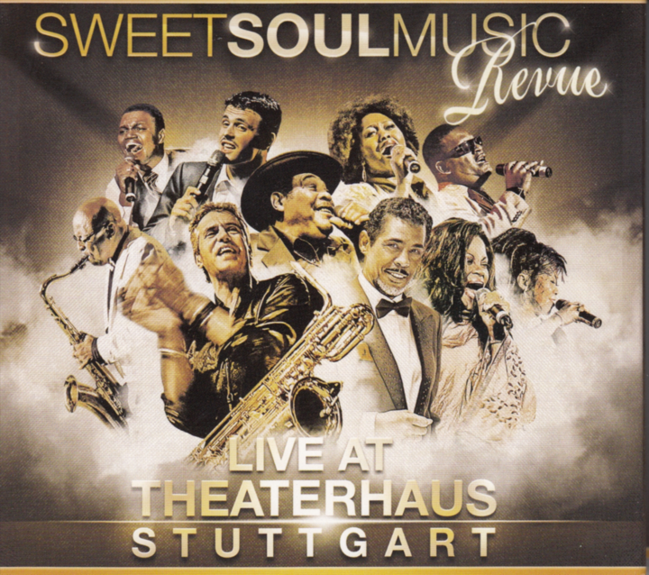 Sweet Soul Music Revue @ Schloss Reinach - Freiburg, Germany