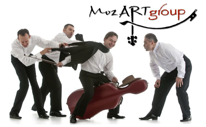Mozart Group @ CASINO - Toulouse, France