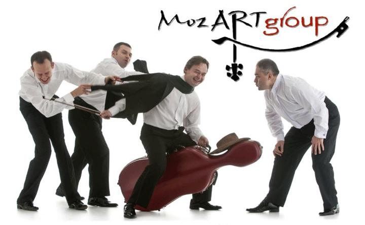 Mozart Group @ CRR Concert Hall - Istanbul, Turkey