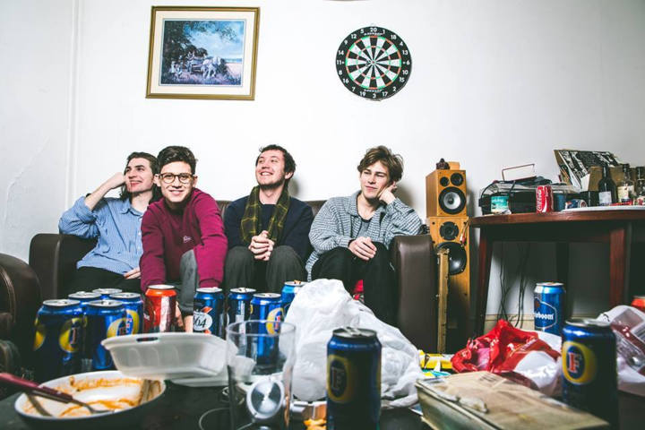 The Magic Gang @ The Plug - Sheffield, United Kingdom
