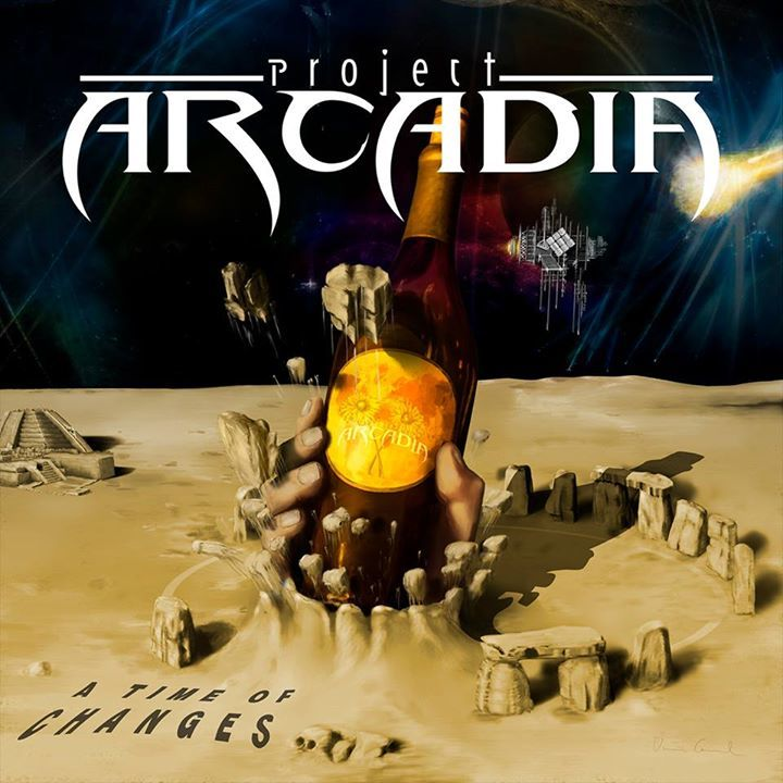 Project Arcadia official Tour Dates