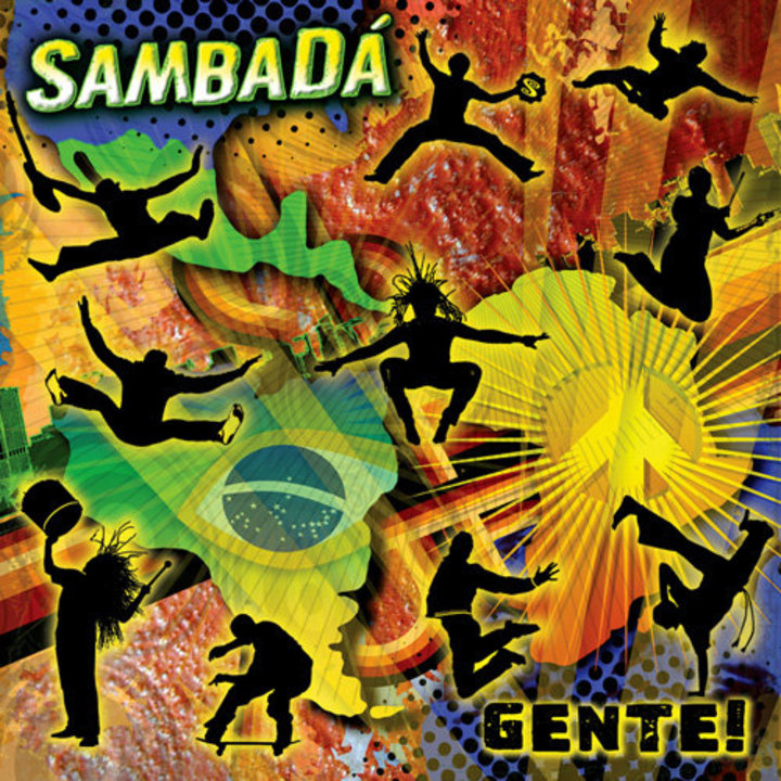 Sambada @ Mystic Theatre - Petaluma, CA
