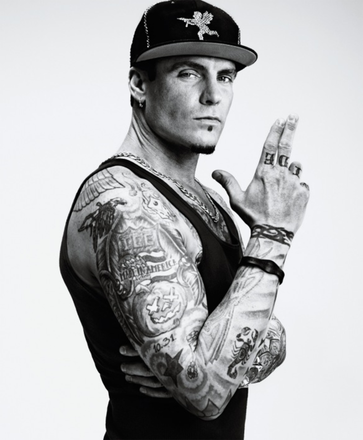 Vanilla Ice @ Verizon Wireless Arena - Manchester, NH