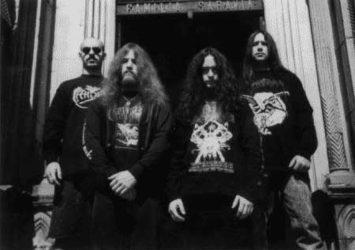 Incantation Tour Dates