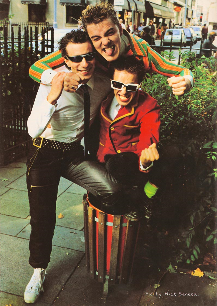 The Toy Dolls Tour Dates