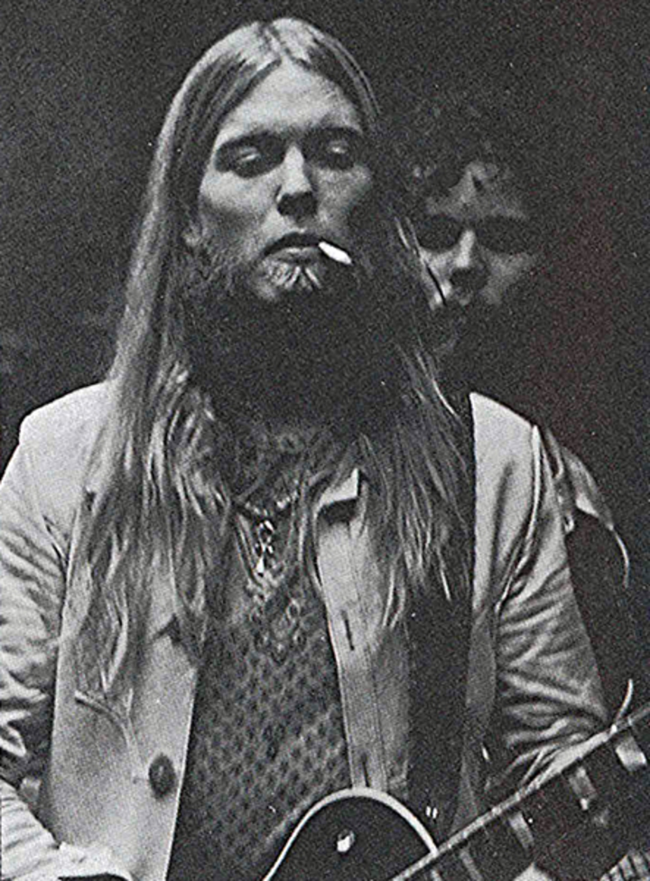 Gregg Allman Tour Dates