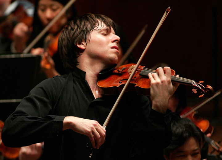 Joshua Bell Tour Dates