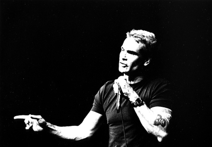 Henry Rollins @ The North Park Theatre - San Diego, CA