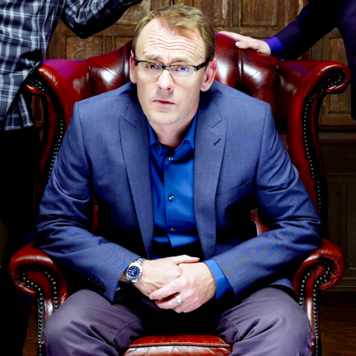 Sean Lock @ eventim apollo - London, United Kingdom