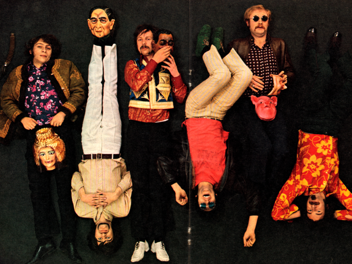 The Bonzo Dog Band @ The Britannia Theatre - Chatham Maritime, United Kingdom