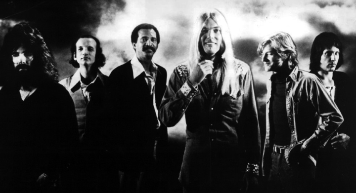 The Gregg Allman Band Tour Dates