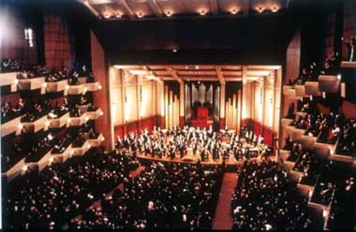 Seattle Symphony Tour Dates