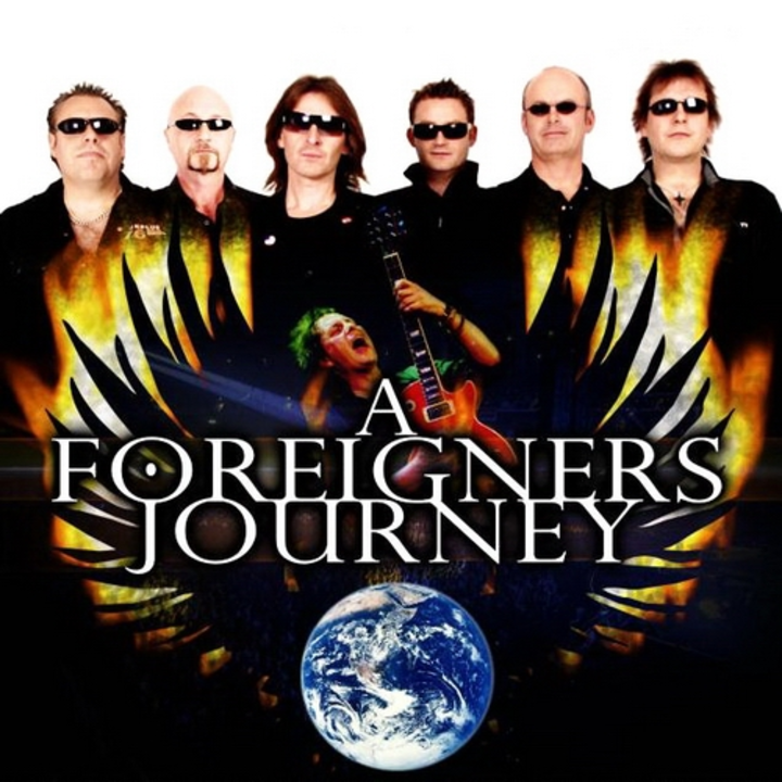 A Foreigners Journey @ The Memorial Hall - Newmarket, United Kingdom