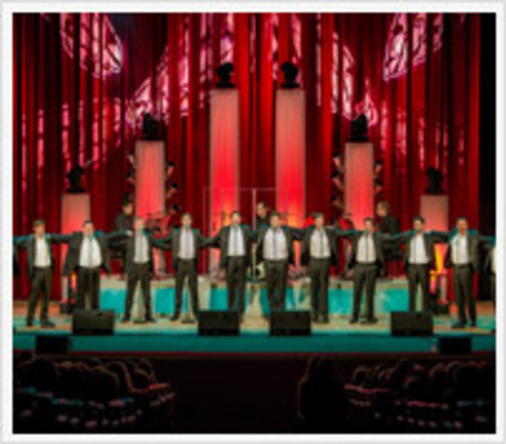 The 12 Tenors @ Bodenseeforum - Constance, Germany