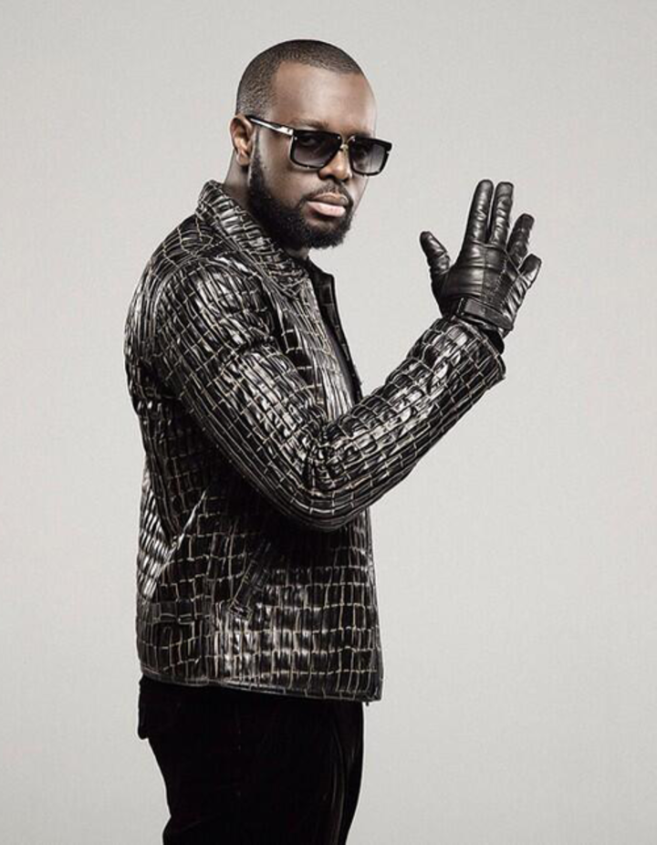 Maitre Gims @ forest national - Brussels, Belgium