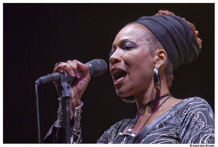 Lisa Simone @ VICTORIA HALL - Geneve, Switzerland
