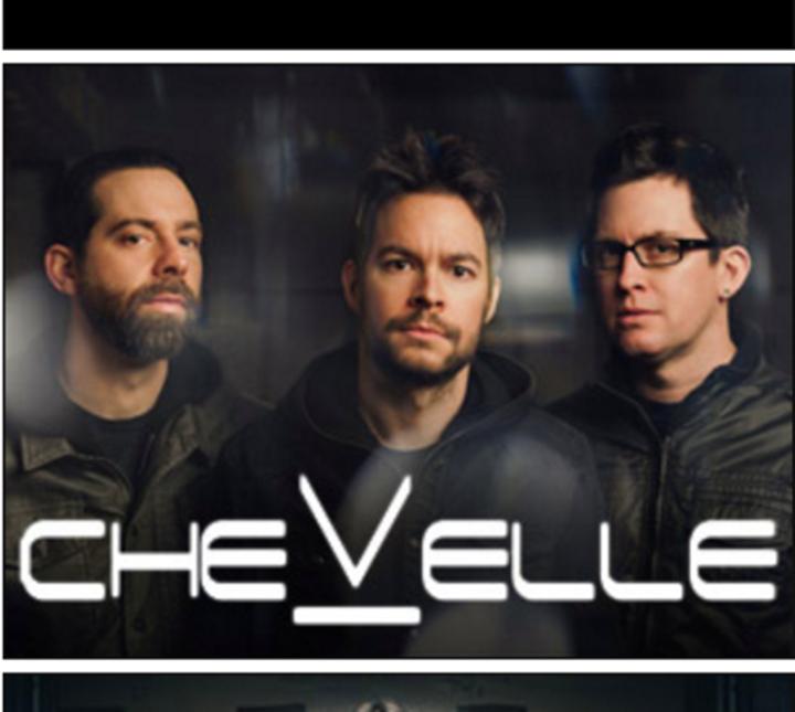Chevelle @ Minglewood Hall - Memphis, TN