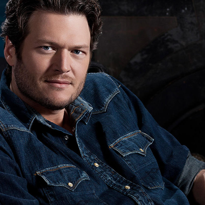 Blake Shelton @  Daytona International Speedway - Daytona Beach, FL
