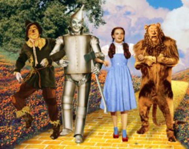 The Wizard Of Oz @ Abdo New River Room at the Broward Center - Ft Lauderdale, FL