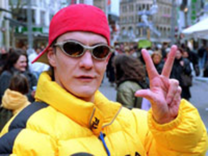 Richie @ Magnetic fest after - Prague, Czech Republic