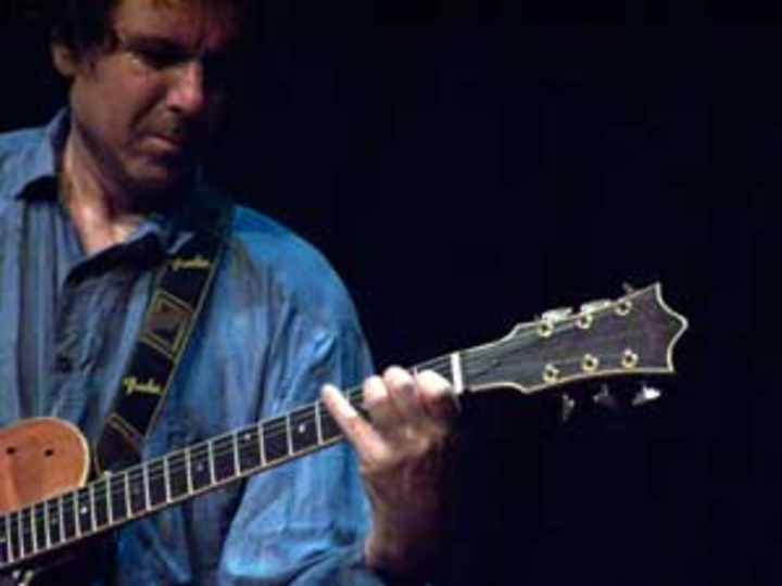 John Etheridge @ The Hidden Rooms - Cambridge, United Kingdom