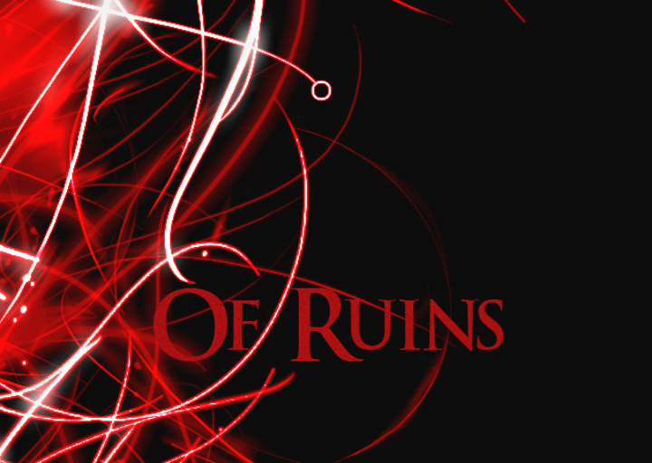 Of Ruins Tour Dates