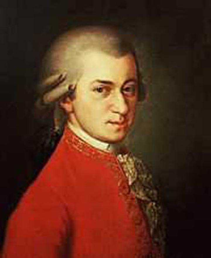 W.A.Mozart @ Karlskirche - Vienna, Austria