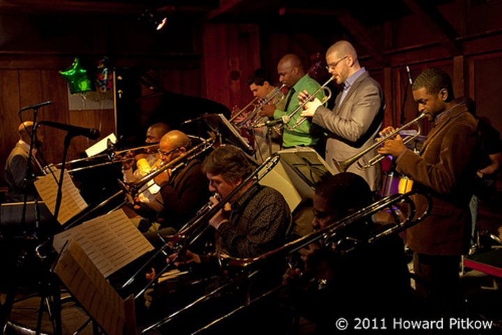 Captain Black Big Band @ SOUTH Jazz Parlor - Philadelphia, PA