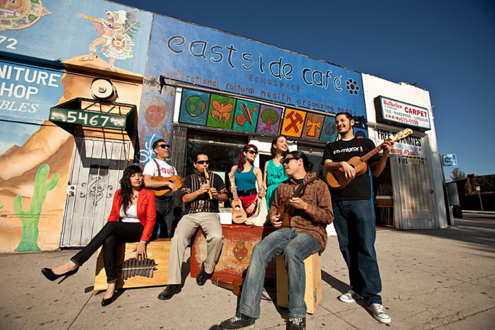 Las Cafeteras Tour Dates