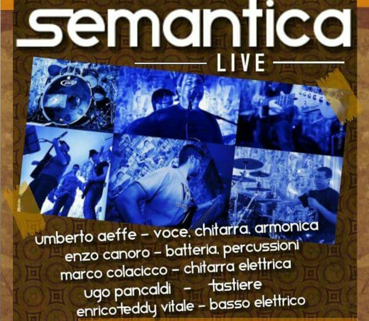 Semantica Tour Dates
