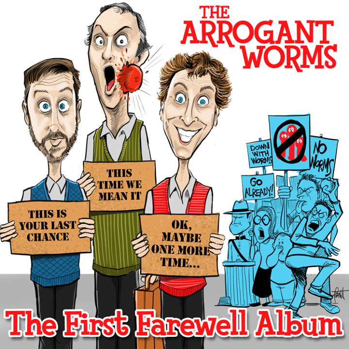 The Arrogant Worms Tour Dates