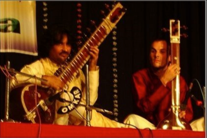 Indrajit Banerjee & Sitarji Musician and Band Tour Dates