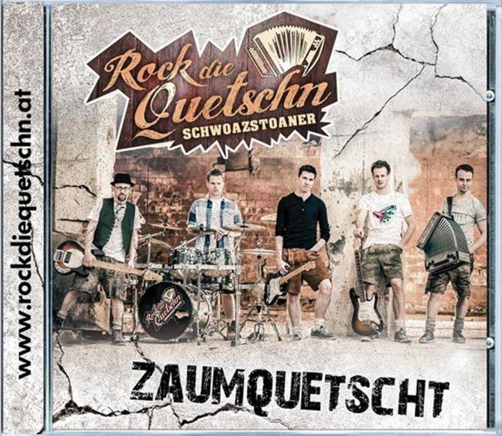 Die SchwoazStoaner @ Zeltfest - Oberwolz, Austria