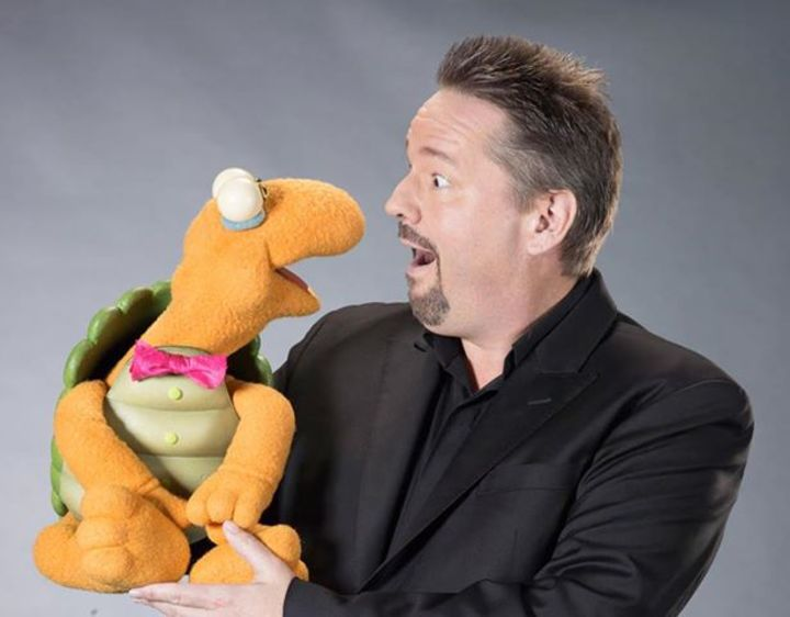 Terry Fator @ Terry Fator Theatre at Mirage Hotel and Casino - Las Vegas, NV