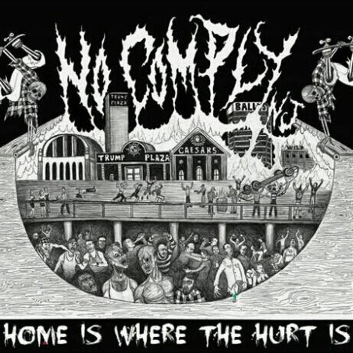 No Comply NJ Tour Dates