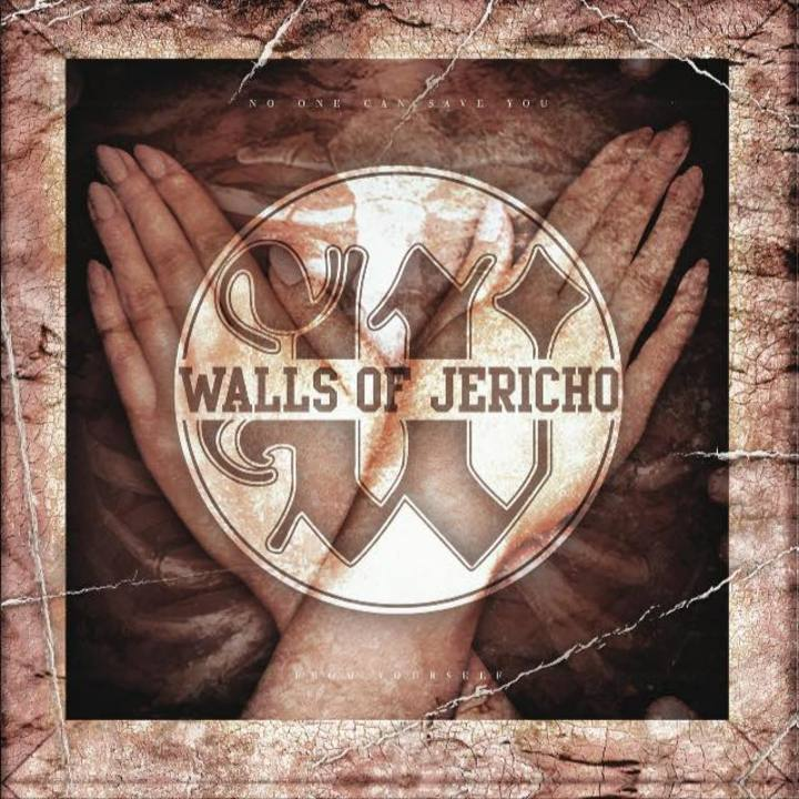 Walls Of Jericho @ Eventwerk - Dresden, Germany