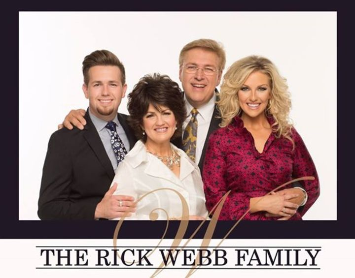 Rick Webb Family Tour Dates