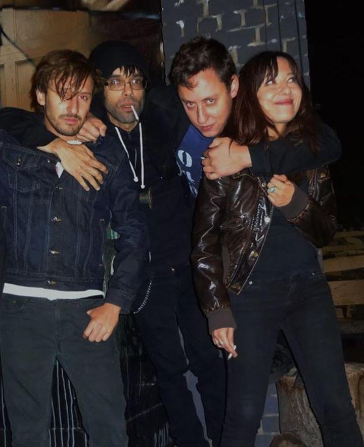 A.I. Riot Tour Dates