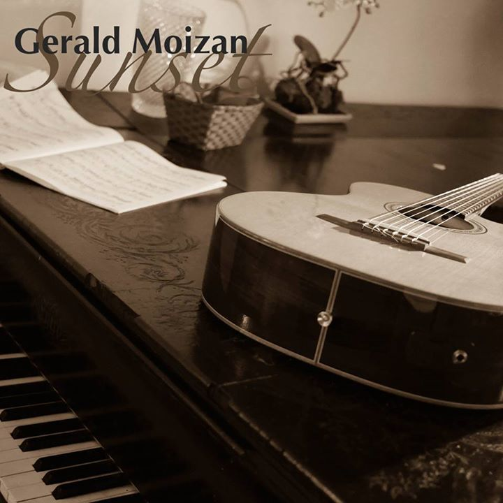 GERALD MOIZAN Tour Dates