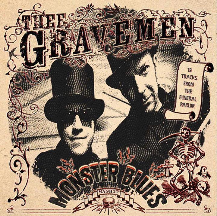 Thee Gravemen Tour Dates