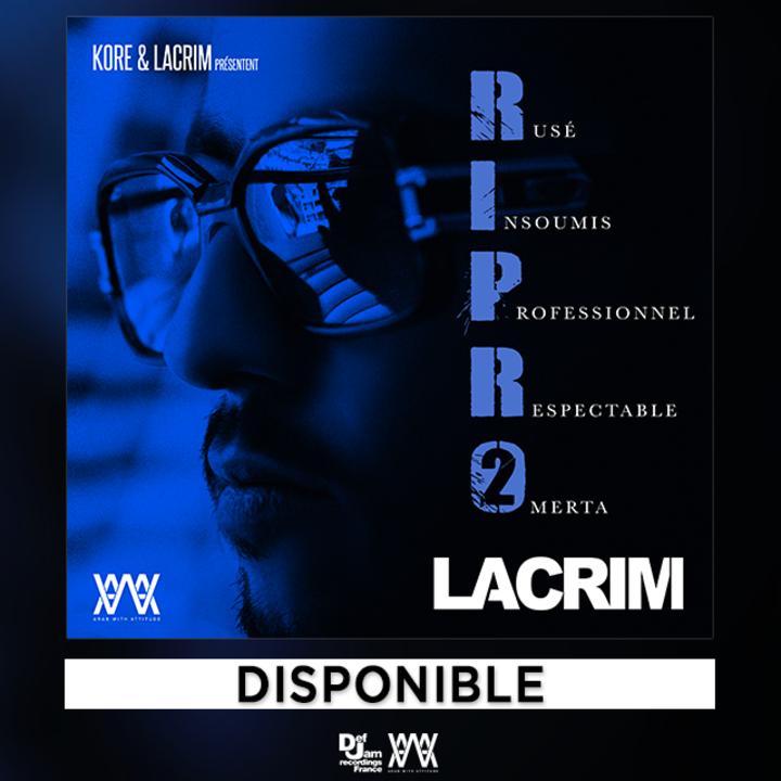 LACRIM VRAIE PAGE Tour Dates