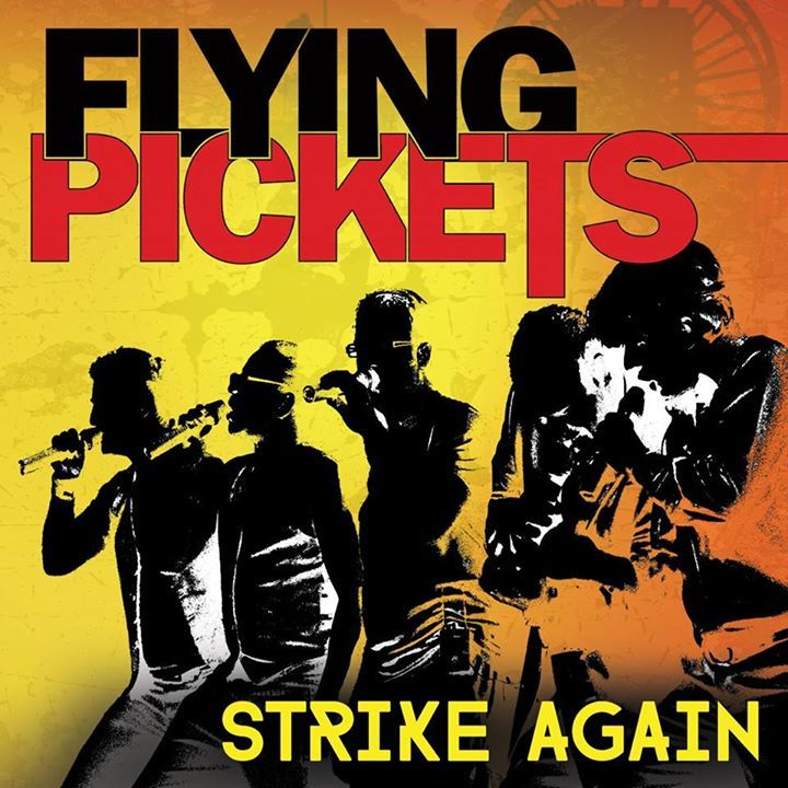The Flying Pickets @ Centralstation - Darmstadt, Germany