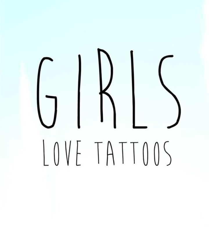 Girls Love Tattoos Tour Dates