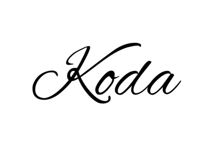 Koda Tour Dates
