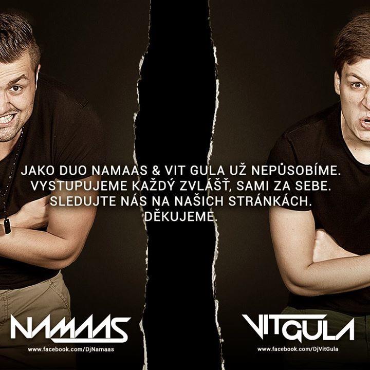 Namaas & Vit Gula Tour Dates
