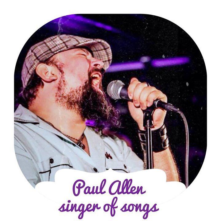 Paul Allen Tour Dates